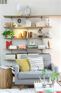 livingroom shelves a light for the living room shelves house tweaking bloglovin