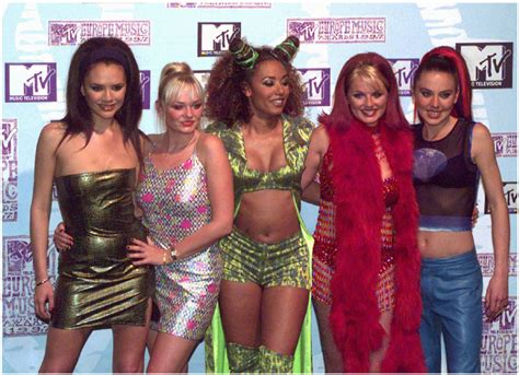 Spice Girls Tribute Band Wannabe  The Star