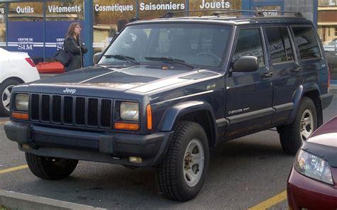 File'00'01 Jeep Cherokee Sport 4doorjpg Wikimedia