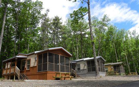 vacation rentals cottages cabins  sun rv resorts