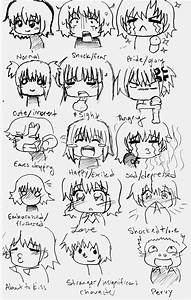 Chibi Expressions by Potential-Success on DeviantArt
