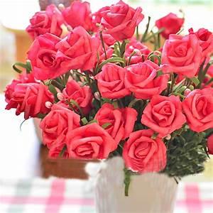 Bouquet De Fleurs : fleurs artificielles topiwall ~ Teatrodelosmanantiales.com Idées de Décoration