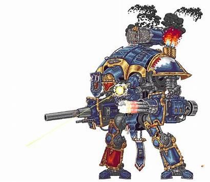 Knight Pixel Imperial Warhammer Titan 40k Knights