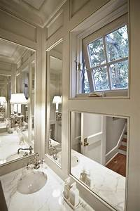 how do your work around a window where you want to put the With how to make a small bathroom work