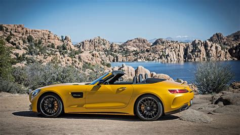Mercedes Amg Gt Backgrounds by Mercedes Amg Gt C Roadster Wallpapers Images Photos