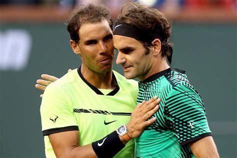 "Bigger racquet, better backhand: Federer ""not so scarred"" facing Nadal | TENNIS.com - Australian Open Live Scores, News, Player Ranking"
