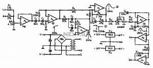 Audio Processor Circuit Diagram