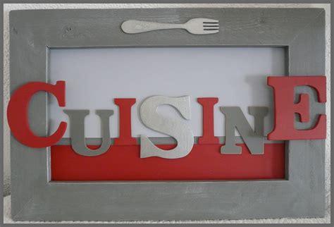 cadre deco pour cuisine tableau l atelier de viline