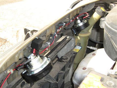 age si鑒e auto montaggio doppio clacson con rele 39 bricolageonline