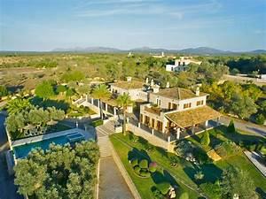Garten Landschaft : finca ses oliveres ariany herr bernat frontera ~ Buech-reservation.com Haus und Dekorationen