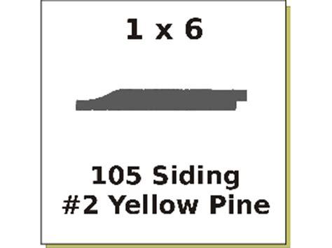 hardware  lumber     yellow pine siding