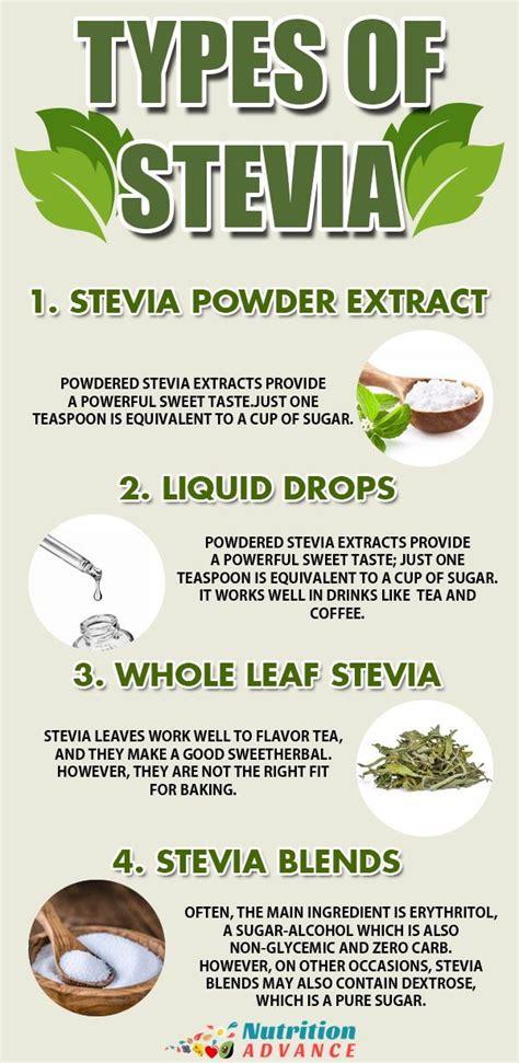 stevia  safe sweetener health benefits  side
