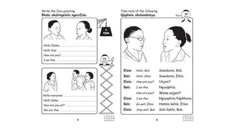 zulu additional language worksheets zulu worksheets grade 1 homeshealth info