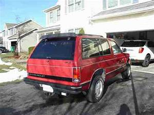 Purchase Used 1991 Chevy S10 Blazer 4x4  Very Nice  No