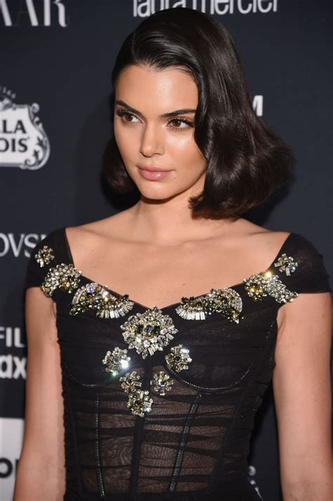 Kendall Jenner – Harper's Bazaar ICONS Party at NYFW 09/08 ...