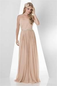 2015 strapless draped floor length chiffon champagne a With a line chiffon wedding dress