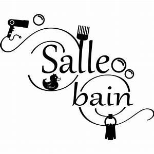 Stickers Porte Salle De Bain : sticker salle de bain accessoires stickers salle de bain ~ Dailycaller-alerts.com Idées de Décoration