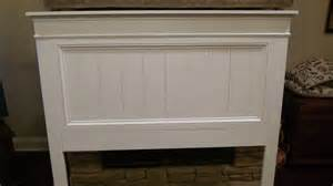 Asher's Farmhouse Headboard Ana White Woodworking Projects