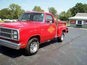 Buy Used 1979 Dodge D150 Lil U0026 39  Red Express Pickup Truck