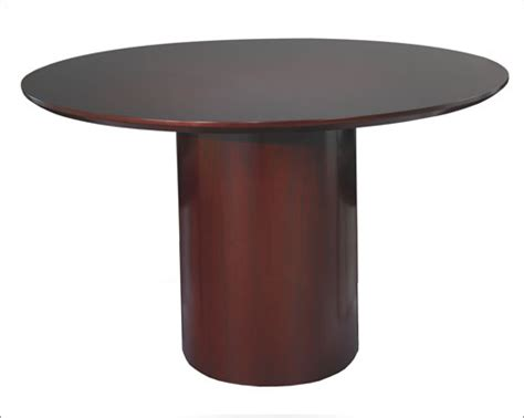 round conference table for 6 quickship napoli conference tables 6 39 to 30 39