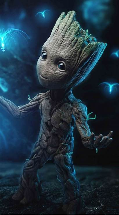 Groot Wallpapers Mobile Avengers