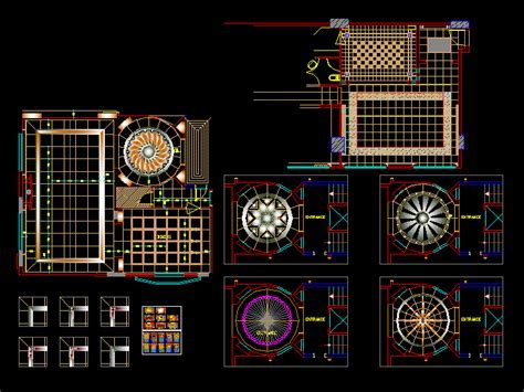 Flooring design in AutoCAD   CAD download (1.58 MB