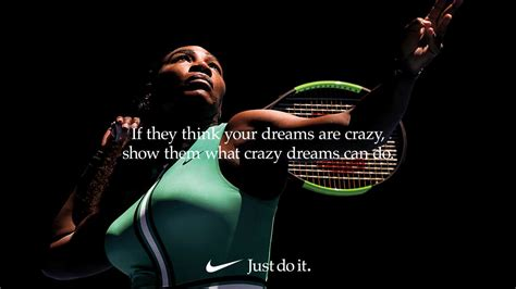 Serena Williams Encourages Women To 'dream Crazier' In New