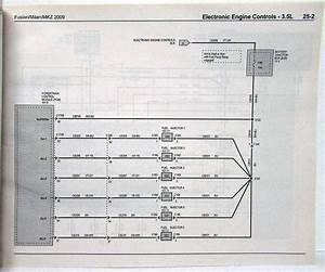2009 Mercury Milan Wiring Diagram
