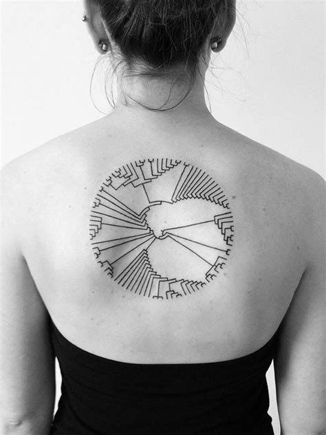 Minimalist Geometric Tattoo Ideas - Yo Tattoo