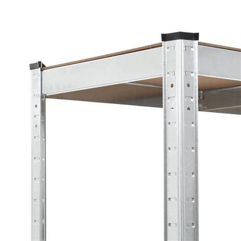 Mensole Per Garage by Articoli Per Scaffale A 5 Mensole 180cm Per Garage E