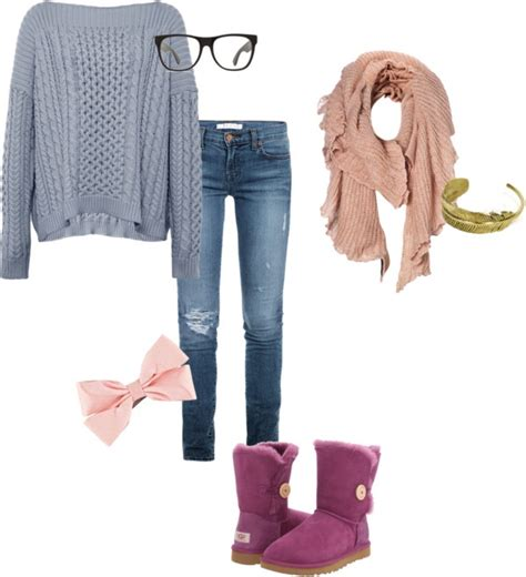 Cute Outfits With Leggings And Uggs Polyvore