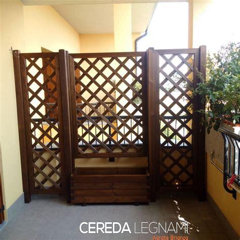 griglie in legno per interni griglie divisorie per balconi cereda legnami agrate brianza