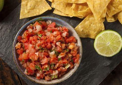 comment cuisiner les poivrons rouges salsa de tomates et poivrons