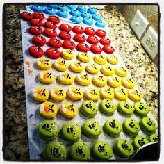 1000 images about angry birds desserts and treats on