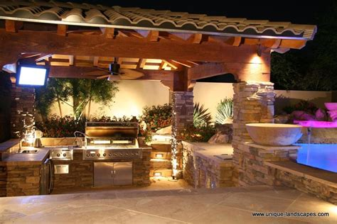 patio kitchen islands swim up bars and swimming pools in az photo gallery