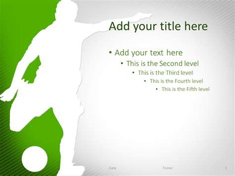 powerpoint templates  soccer presentationgocom