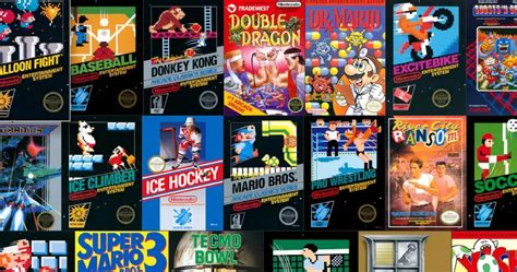 Ranking The 10 Best NES Games On Nintendo Switch Online
