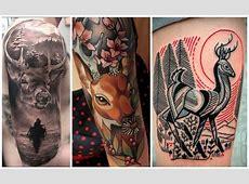 Tatuaje Venado Significado Tattoo Art