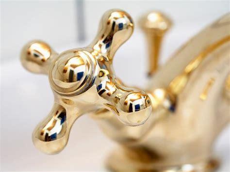 clean brass diy