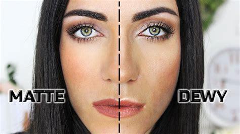 matte  dewy makeup makeupandartfreak dewy makeup makeup