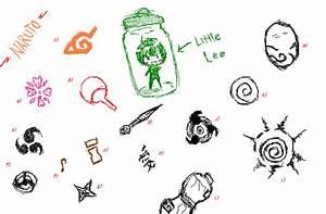 Naruto Symbols by lone-wolf520 on DeviantArt