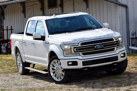 2018 Ford F150 Named Motor Trend's Truck Of The Year
