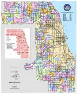 Cook County Illinois Map