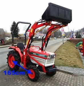 Rasenmäher Traktor Ebay : traktor schlepper kubota l2202 mit frontlader allrad neu ~ Kayakingforconservation.com Haus und Dekorationen