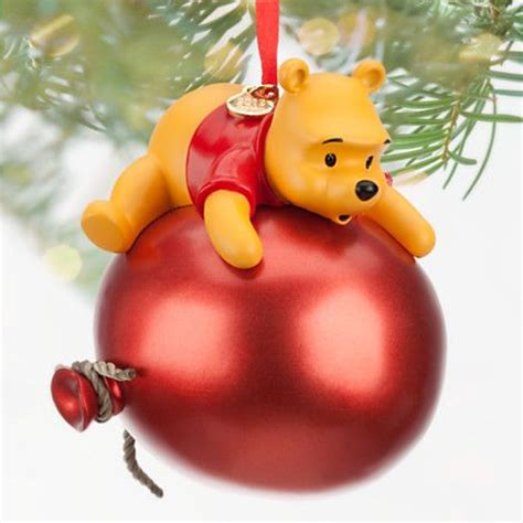 winnie the pooh sketchbook ornament christman pinterest