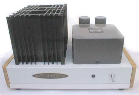 Sepp Stereo Power Amplifier