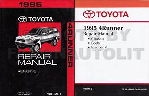 1995 Toyota A  C Installation Manual Original Corolla