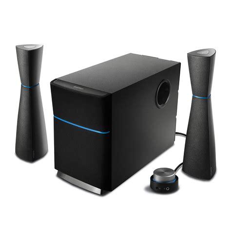 speakers bureau canada m3200 2 1 multimedia audio speaker system edifier canada