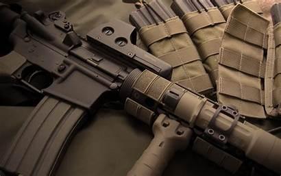 Assault Rifle Guns Military Jacket Wallpapers Tactical