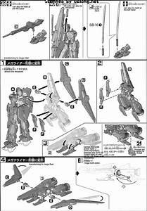 Hg Mega-shiki English Manual  U0026 Color Guide